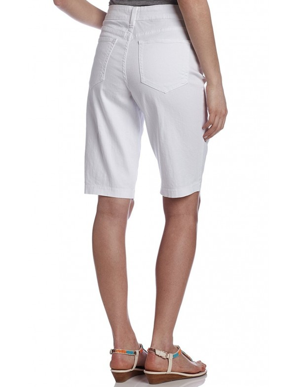 NYDJ - Teresa Walking Shorts - White *M77A79DT3296