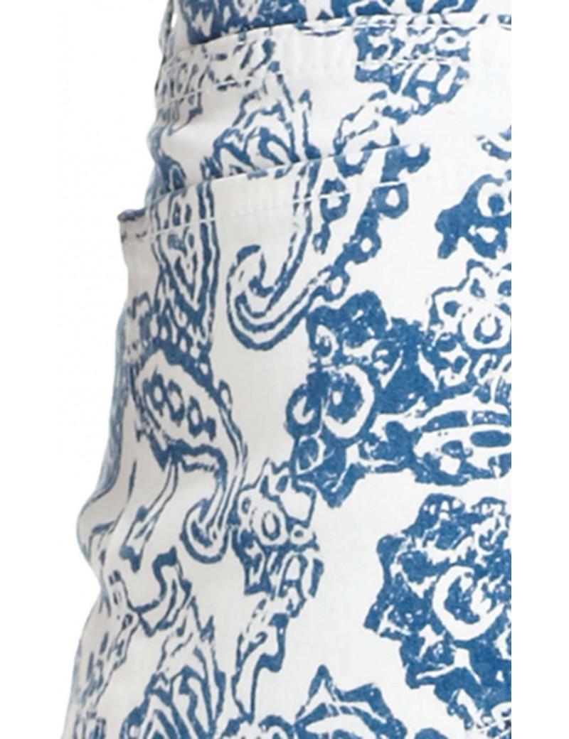 NYDJ - Alisha Ankle Pants *30610HSP110 - Seaport Paisley Print