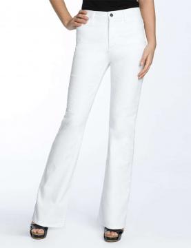 NYDJ - Sarah White Bootcut Stretch Jeans * 1700