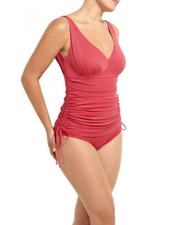 Nancy Ganz - Raspberry Diva Swimsuit