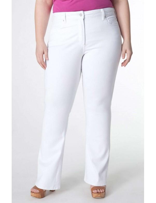 NYDJ - Barbara White Bootcut Jeans *w32232