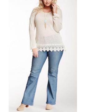 NYDJ - Barbara Bootcut Jeans in Hawthorn Wash *W40232HW