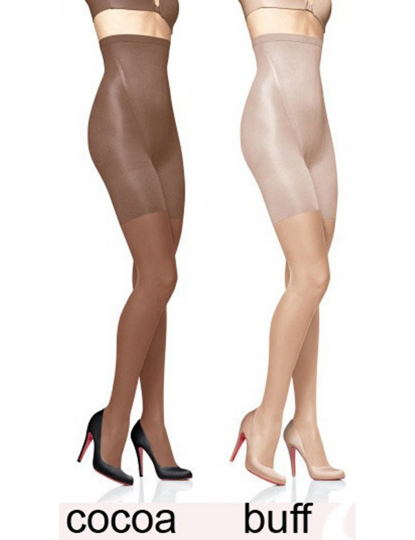 Spanx - All the Way Up High Waisted Pantyhose Style 131