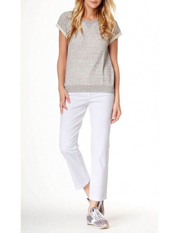 NYDJ - Aubriana Ankle Pants in White*NM77D30DT
