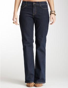 NYDJ - Sarah Blue Black Bootcut Jeans  *J700T3135
