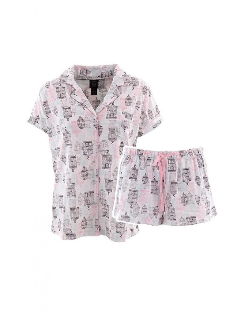 Laura Ashley - Birdcage Pyjama Set