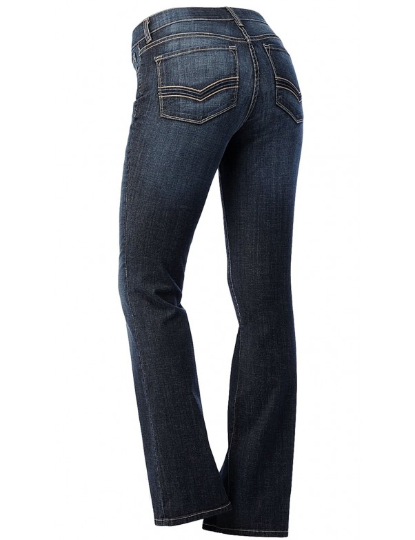 NYDJ - Barbara Jeans Oak Meadow Wash with V Pocket *78232OM887