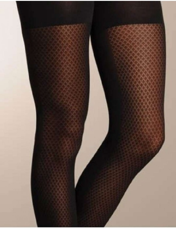 Spanx - Patterned Tight-End Tights - Illusion - Style 953
