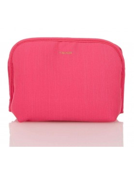 Trina - Pull Apart Clutch Makeup Bag in Pink