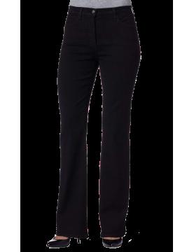 NYDJ - Sarah Black Bootcut Embellished Jeans *p700odt321 - Petites
