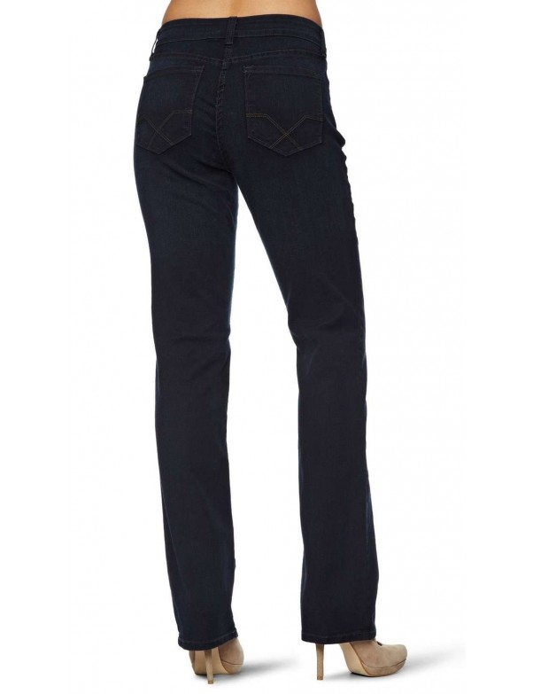 NYDJ - Marilyn Straight Leg Jeans with Embellishments *29227SO1047