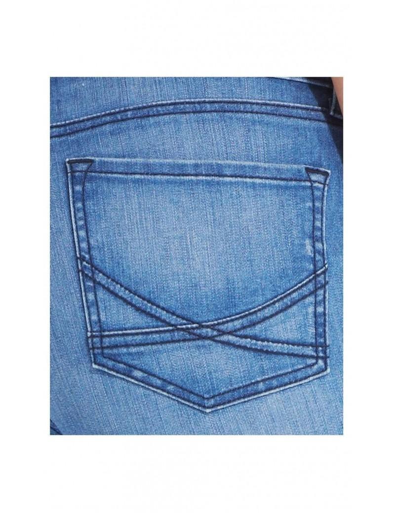 NYDJ - Hayley Straight Leg Jeans in Newberry Wash *M44K43N14338