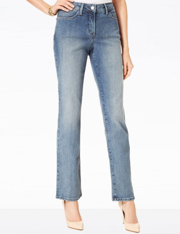 NYDJ - Marilyn Straight Leg Jeans in Duval Wash *M95J31D5