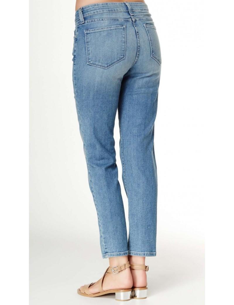 NYDJ - Alisha Fitted Ankle Jeans in Huntington Beach *95610HB