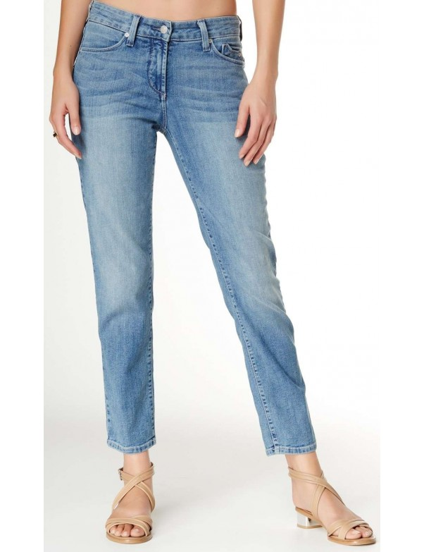 NYDJ - Alisha Fitted Ankle Jeans in Huntington Beach *95610HB