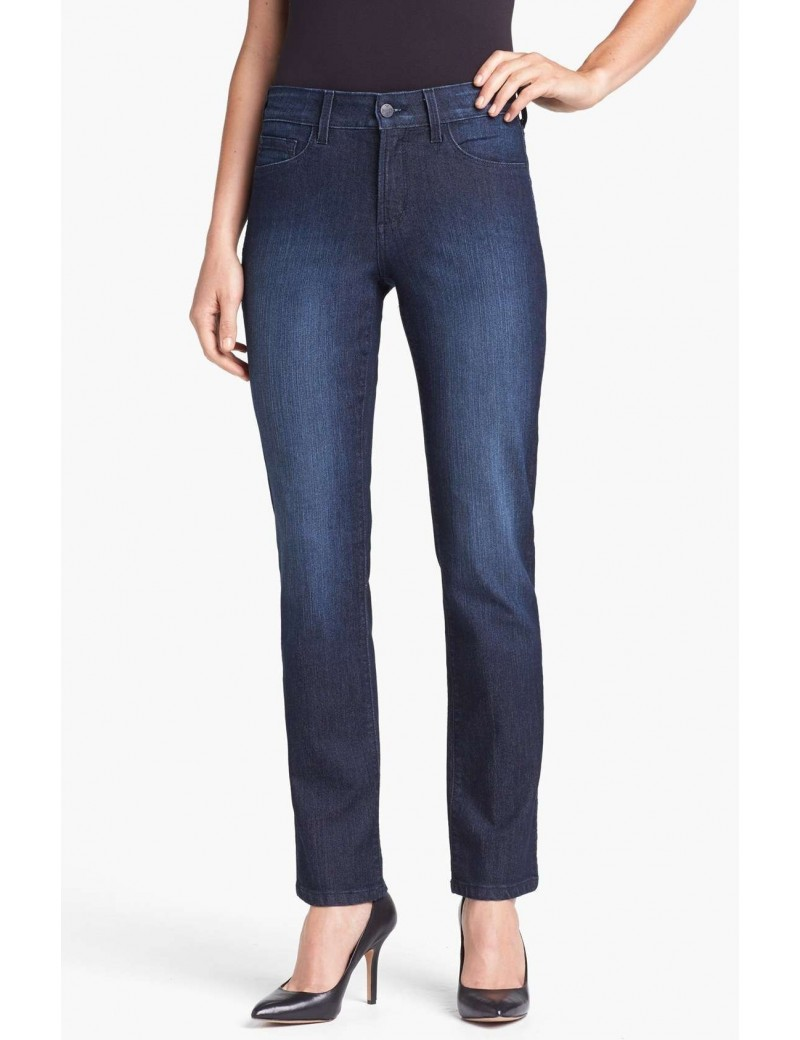 NYDJ - Sheri Embellished Skinny Leg Jeans in Dana Point *10265DP3198