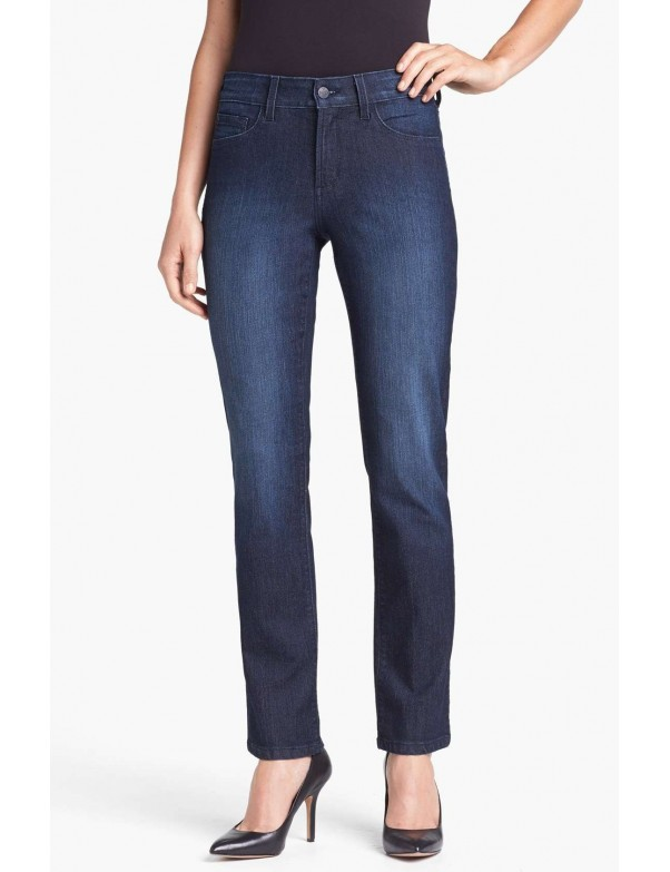 NYDJ - Sheri Embellished Slim Leg Jeans in Dana Point *10265DP3198