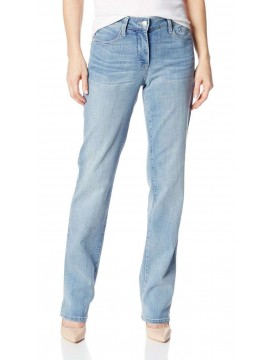 NYDJ - Marilyn Straight Leg Jeans in Sacramento Wash *M95E021S