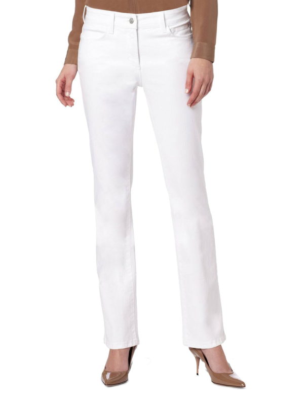 NYDJ - Barbara White Bootcut Jeans *77232DT
