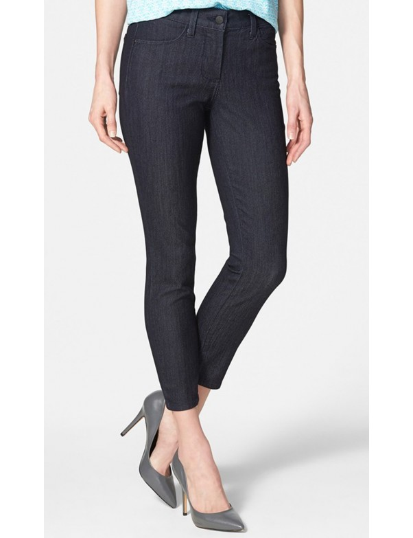 NYDJ - Angie Super Skinny Ankle Pants in Dark Wash *M10L75T