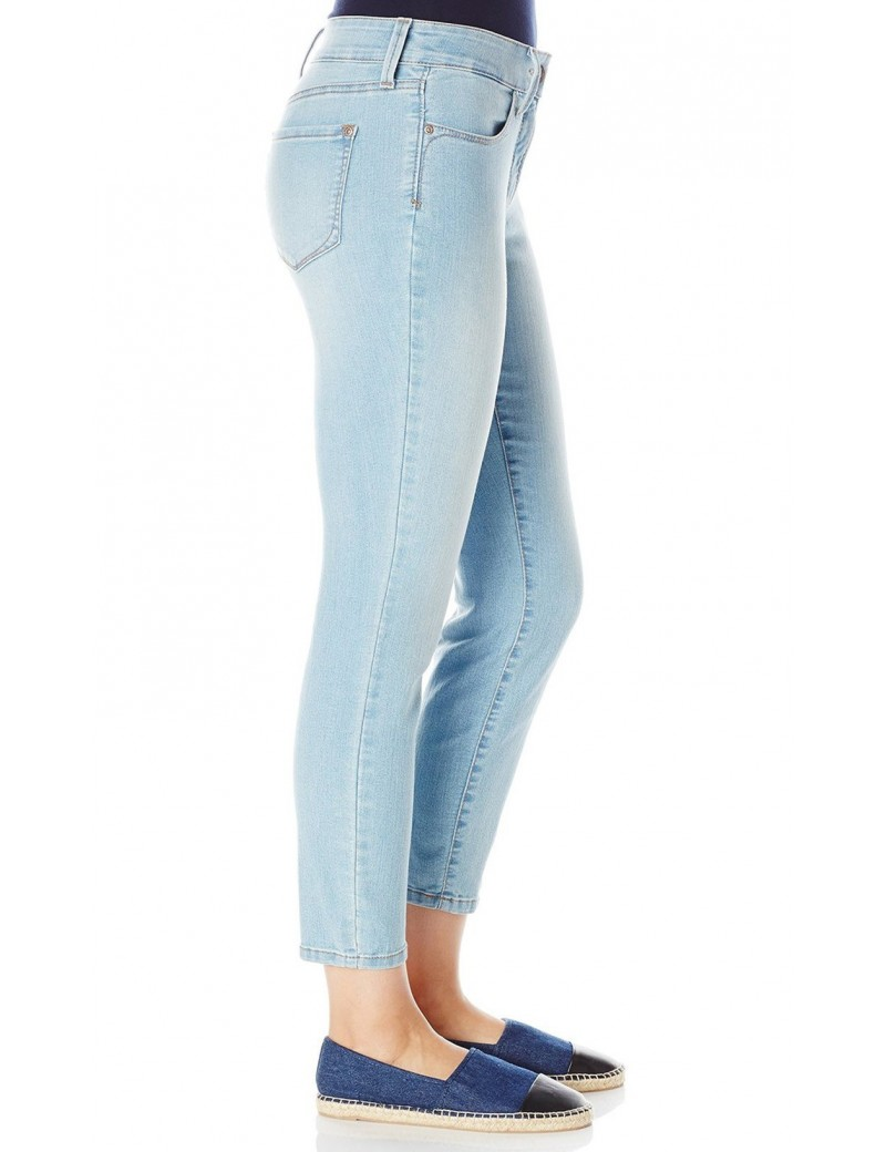 NYDJ - Angie Super Skinny Ankle Pants in Burley *M10L56BV