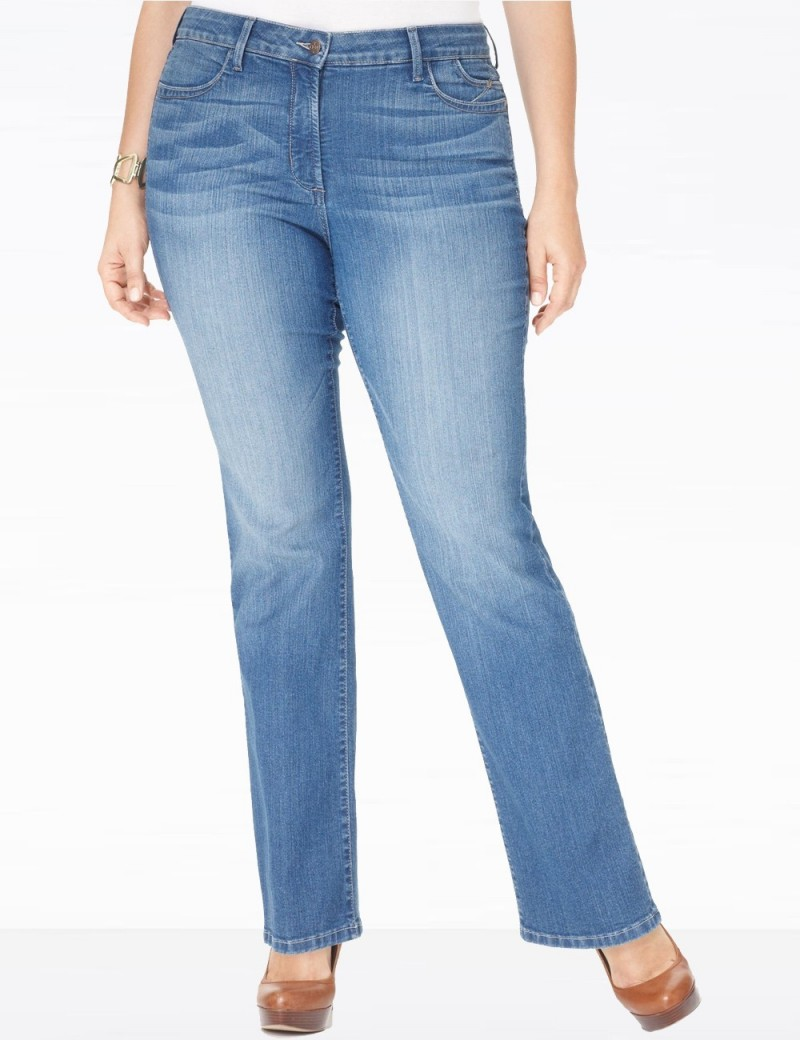 NYDJ - Barbara Bootcut Jeans in South Beach Wash *109552S