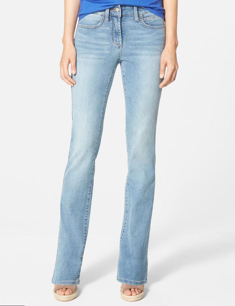 NYDJ - Billie Mini Bootcut Jeans in Eagle Rock Wash *M10M88ER