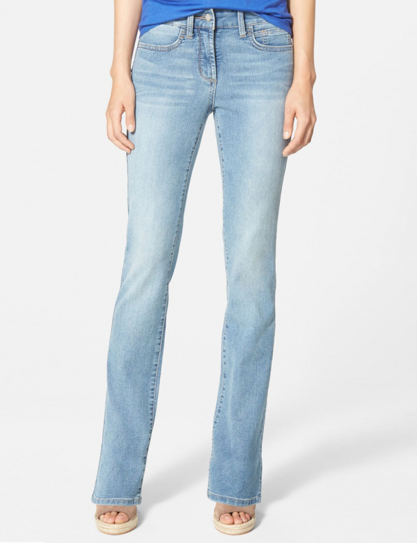 NYDJ - Billie Mini Bootcut Jeans in Eagle Rock Wash *M10M88ER