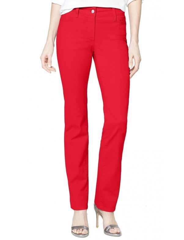 NYDJ - Marilyn Straight Leg Jeans in Red *M77J31DT4052