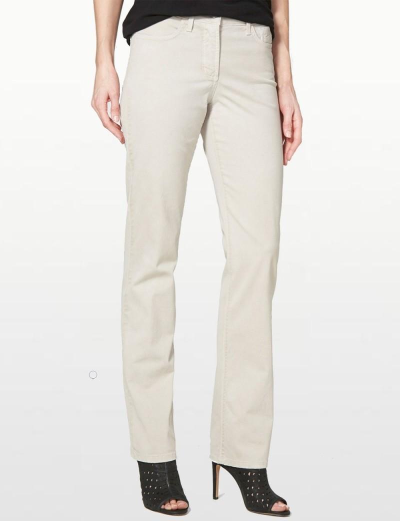 NYDJ - Hayley Straight Leg Jeans in Stone *M18K43DT4329