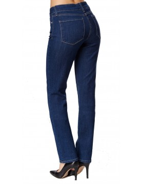 NYDJ - Samantha Slim Leg Jeans in Everett Wash *MAFN1081