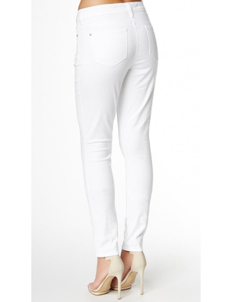 NYDJ - Julianah Leggings in Optic White - Long *M77F66DT