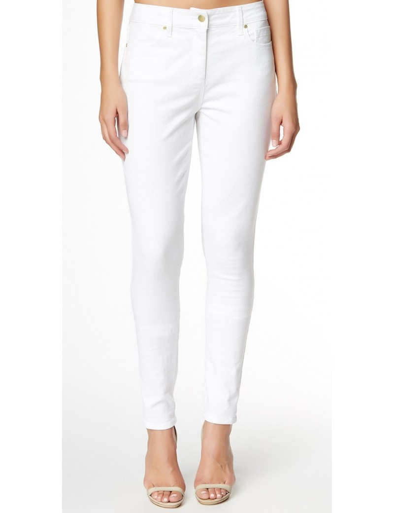 NYDJ - Julianah Leggings in Optic White - Long *M77F66DT