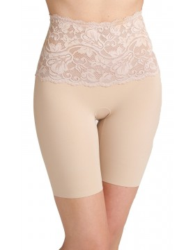 Spanx - Haute Contour Luscious Lace Mid Thigh Shaper - Style 411
