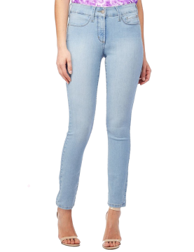 NYDJ - Alina Skinny Leggings in Burley Wash *M10M19BV