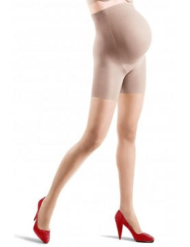 Assets by Spanx  Marvelous Mama Perfect Pantyhose in Nude
