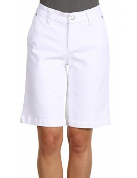 NYDJ - Irene Shorts in White *32898