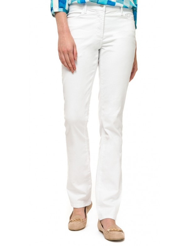 NYDJ - Marilyn White Straight Leg Jeans  *77747DT - Tall