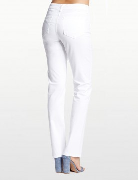NYDJ - Marilyn Straight Leg Jeans in White ( Tall )  *M18Z1480L