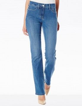 NYDJ - Marilyn Straight Leg Jeans in Arabian Sea *MANV1438