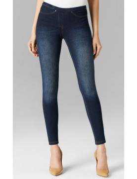 Hue - Original Faded Demin Leggings in Medium Wash