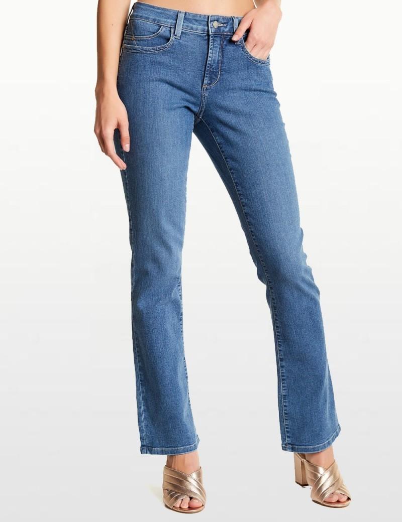 NYDJ - Barbara Bootcut Jeans in Modesto Wash