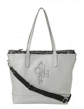 Cole Haan - 'Bellport Double' Convertible Leather Tote in Paloma