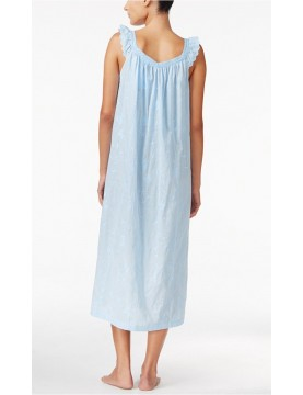 Women's - Embroidered Nightgown
