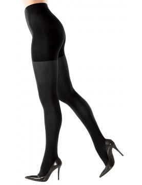 Spanx - Original Tight-End Opaque Tights in Black - Style 128