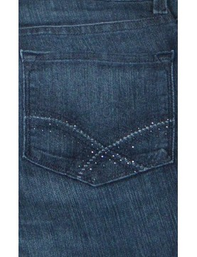 NYDJ - Marilyn Embellished Jeans in Dana Point *10227DP1085