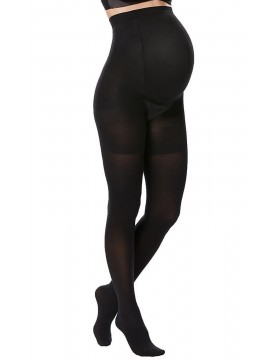 Spanx - Mama Opaque Tights - Black