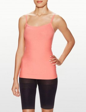 Spanx - Spoil Me Cotton Camisole in Frosted Coral - Style 2104