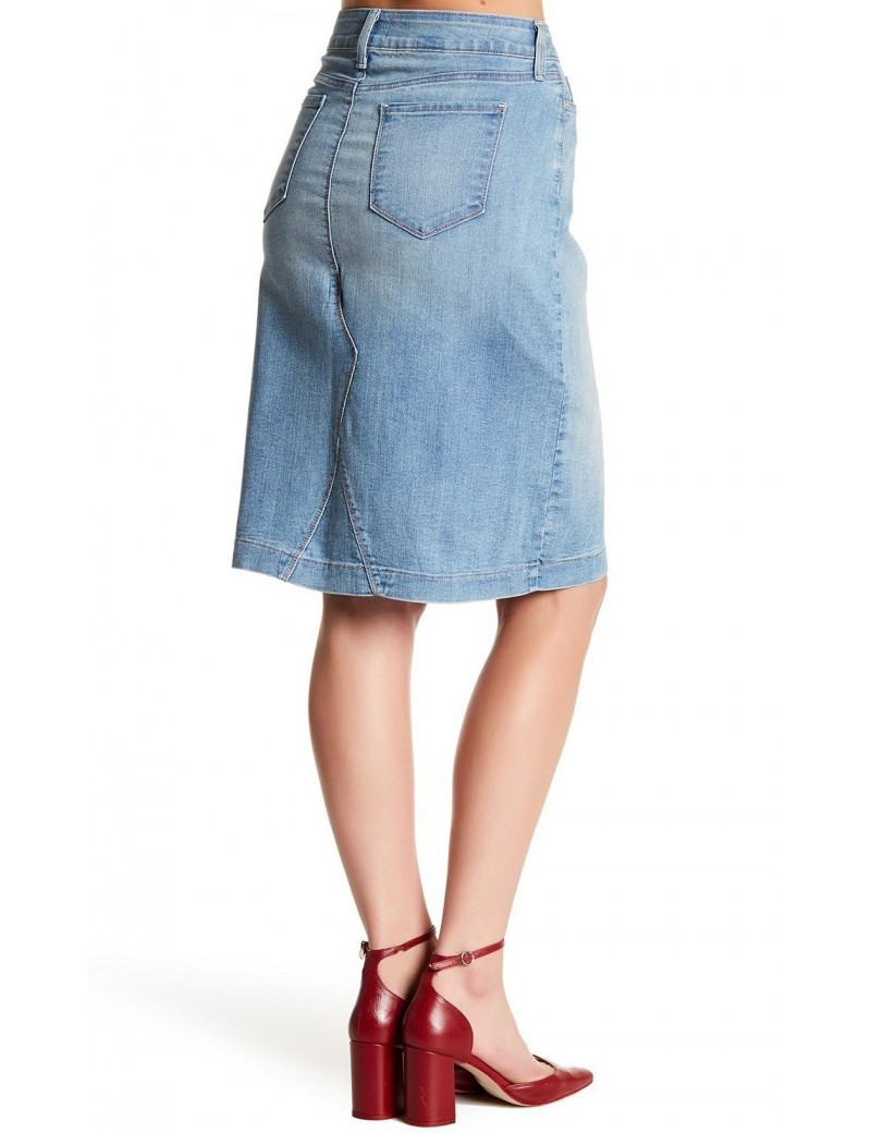 NYDJ - Emma Pencil Skirt Manhattan Beach *M10Z1237