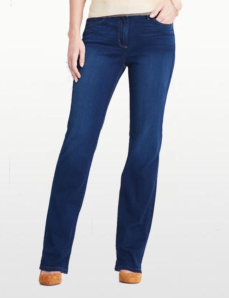 NYDJ Barbara Bootcut Jeans in Future Fit Denim *MARJ1429